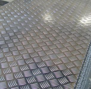 陜西3毫米花紋鋁板生產廠家