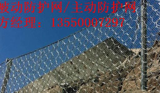 广东河源【SNS被动防护网厂家】【rx050/rx075】