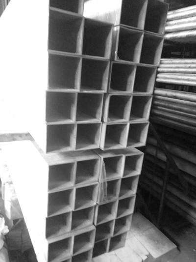 天水Z型铝型材价格 6063吊顶铝方管现货