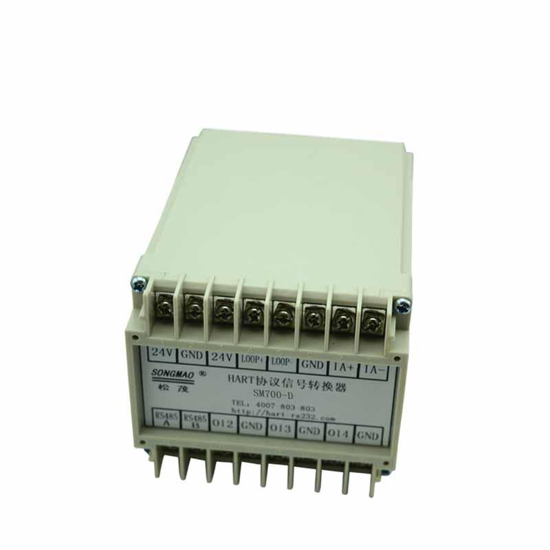 1通道RS485转3通道4-20mA模拟量输出转换器