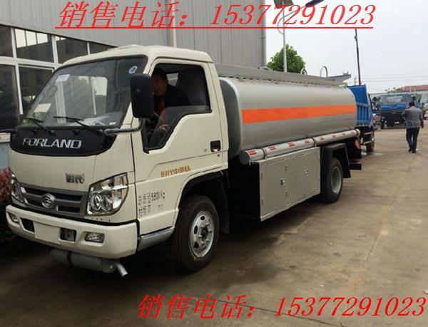 上饶市解放JH6335马力铝合金运油车厂家直销