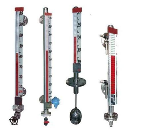 磁翻板液位計UHZ50/C/DN25/溫度/壓力