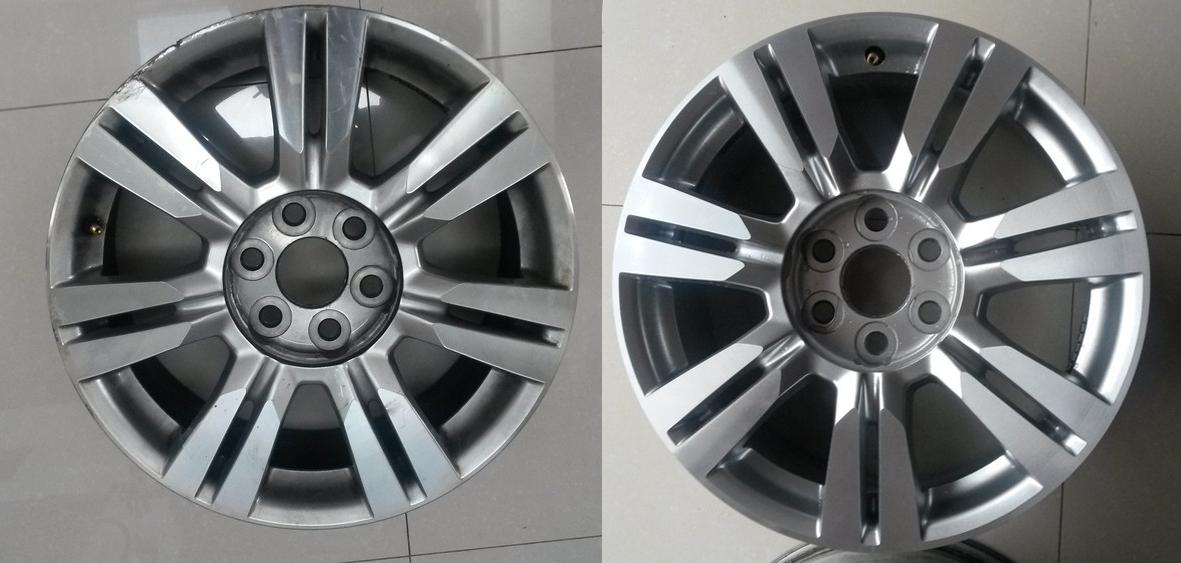 輪轂修復設備多少錢【寶祺科技】