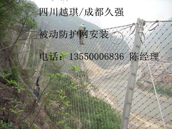 RRXI-025山体边坡防护网、铁路护坡网