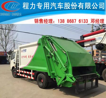 宁波哪里有卖东风多利卡5方扫路车厂家