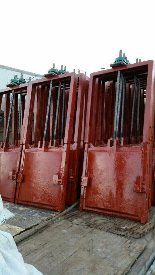 海林铸铁闸门专业水利机械制造