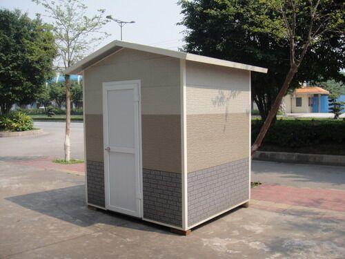 廣東清遠清城移動環衛垃圾房設計生產