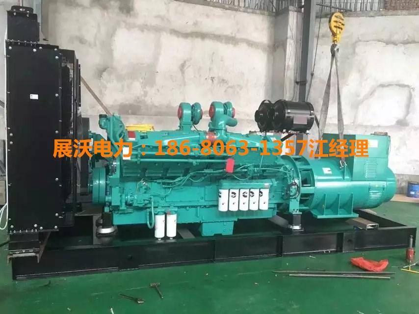 昌乐县发电机出租方式图片和报价