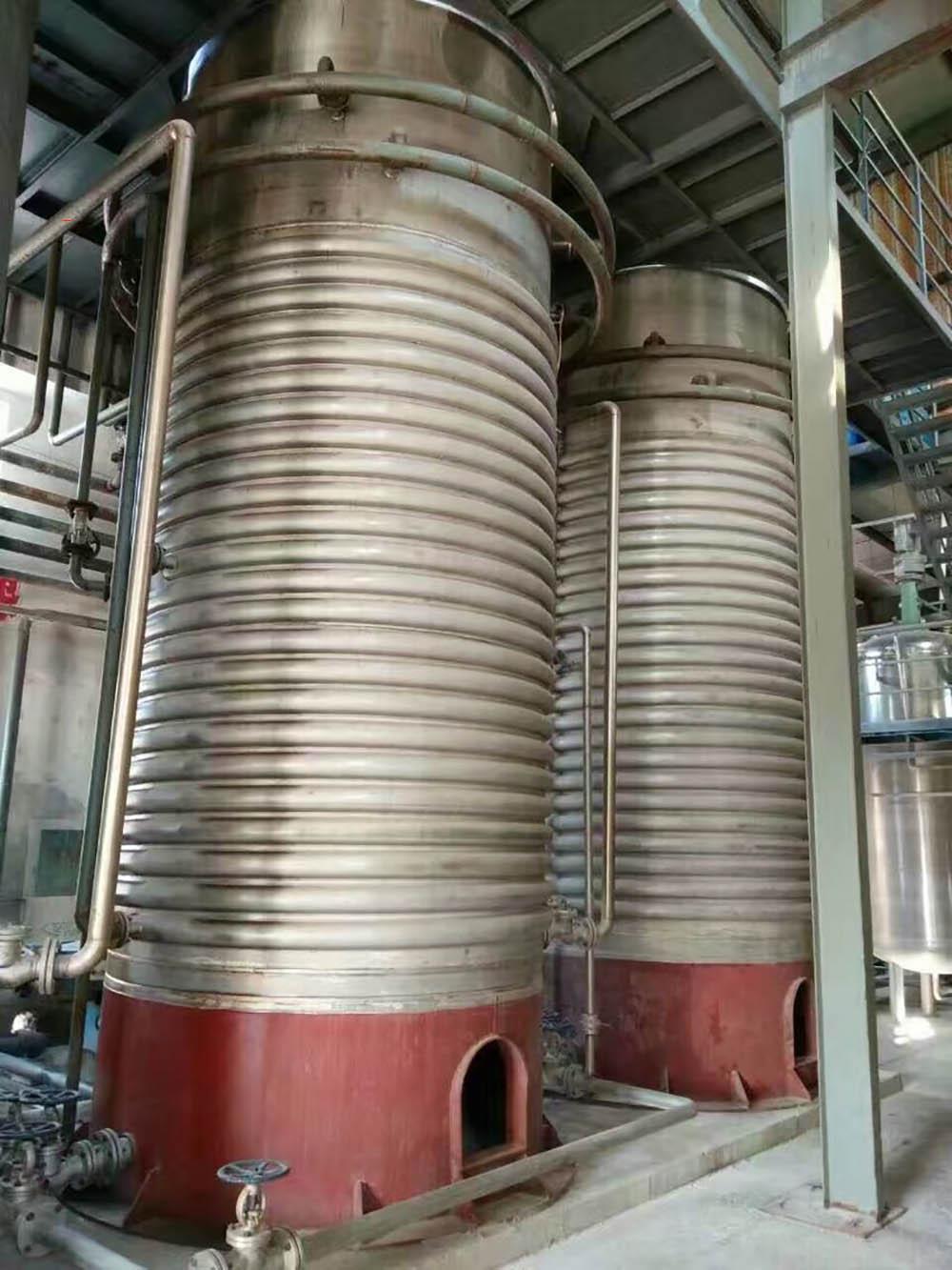 永州二手***提取罐  10吨发酵罐