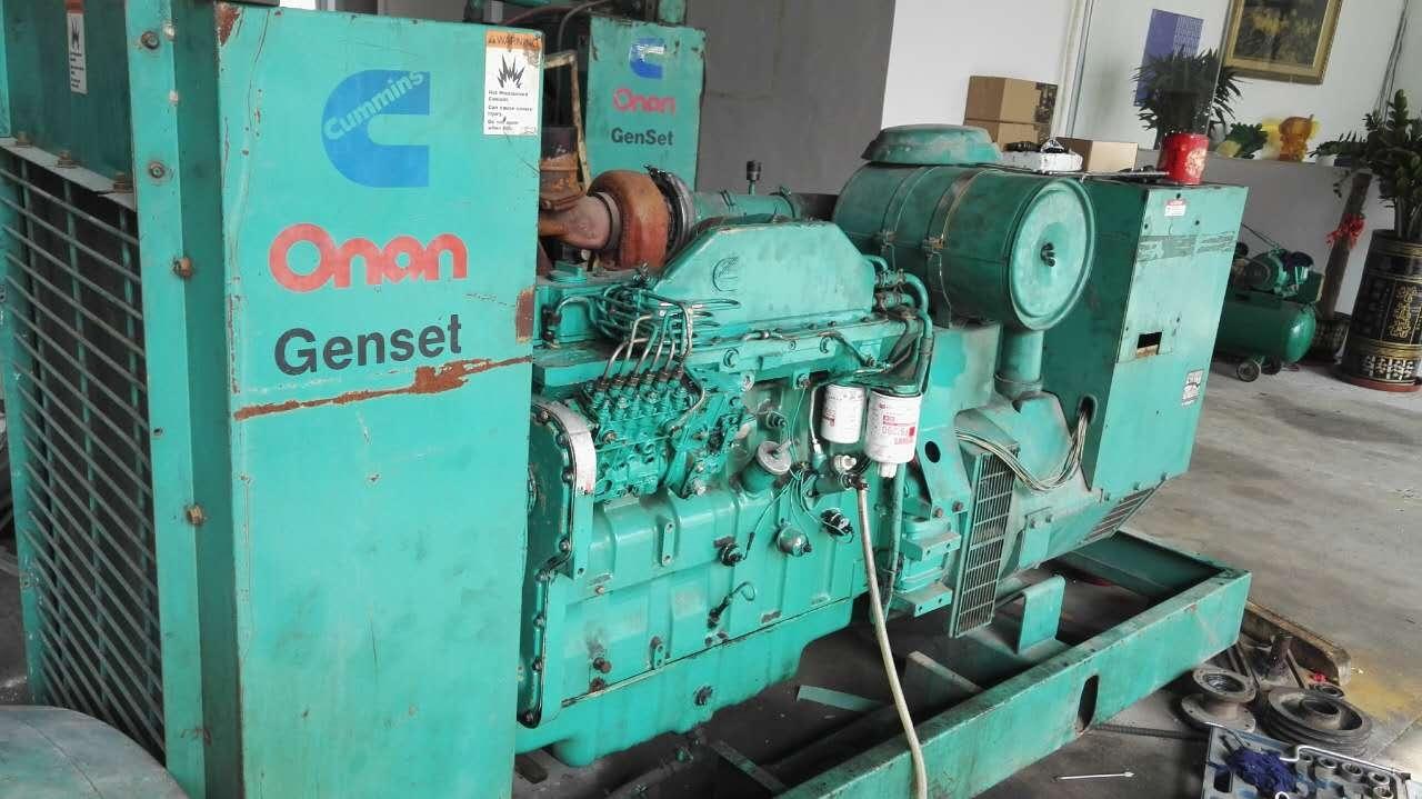 柴油發電機維修