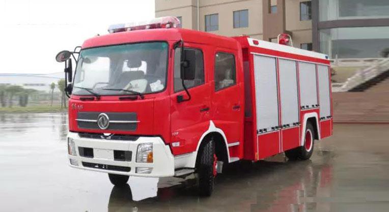 消防车多少钱一辆?水罐消防  泡沫消防车