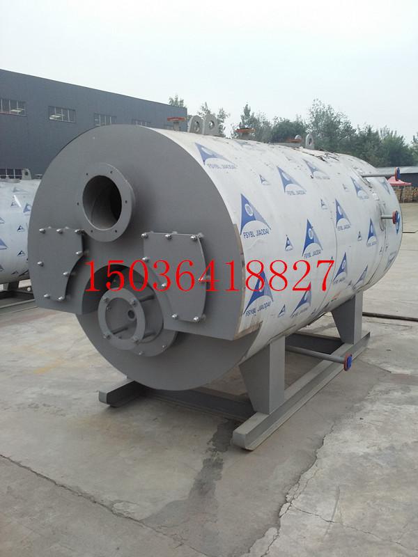 金华0.5吨全自动燃气蒸汽锅炉低价出售