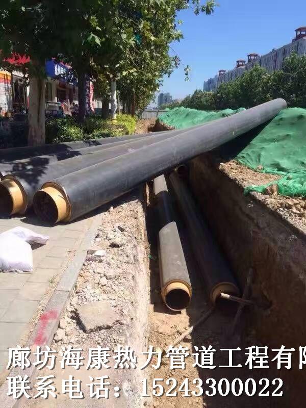 黑龙江省大庆市林甸县一步法聚氨酯保温管生产线公司