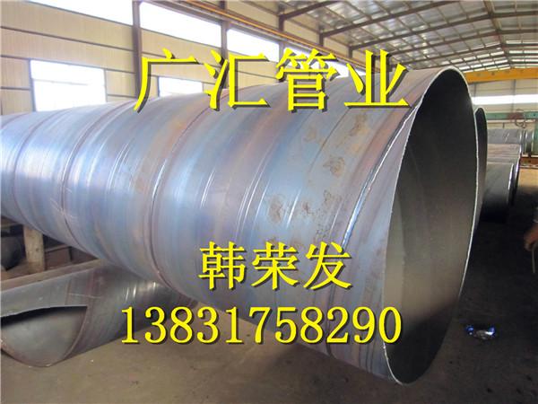 螺旋鋼管蒸蒸日上的價格