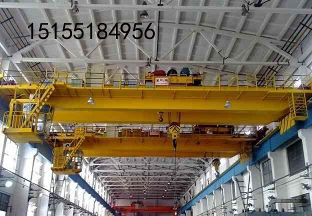 合肥宏發起重 16噸雙梁大跨度定制,吊車梁設計
