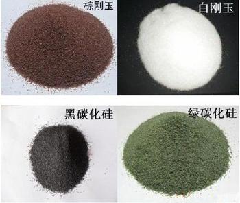 深圳喷砂磨料白刚玉价格