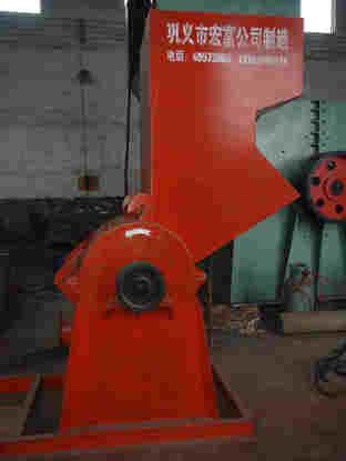 宏富易拉罐破碎机厂家设备理想真容