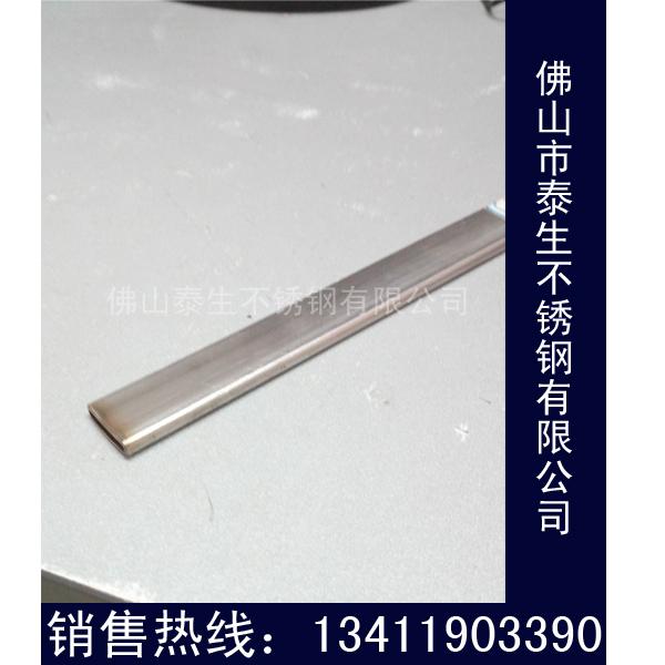 枣庄304不锈钢方通4*4壁厚0.3-1.0(多少钱一米)