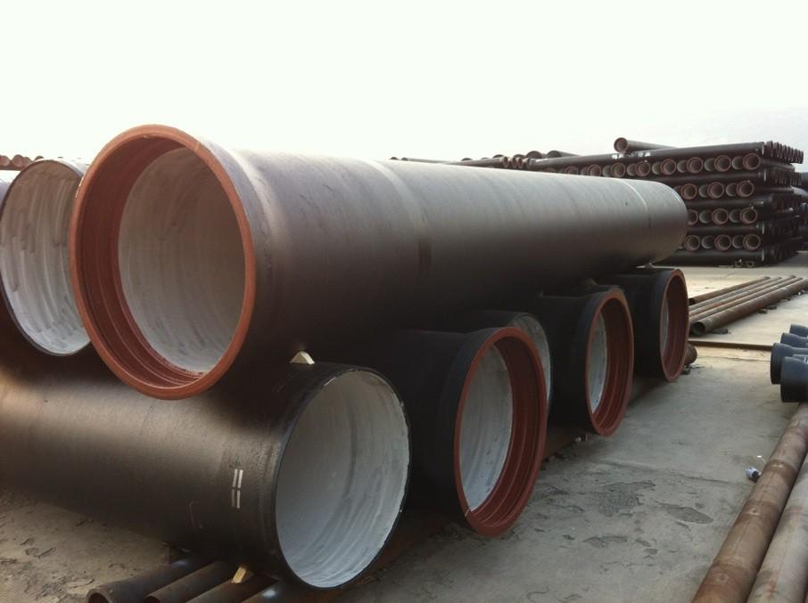 吉林省松原市球墨铸铁管价格铸铁管
