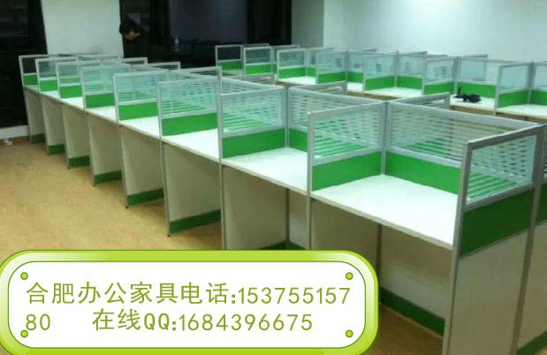 合肥屏风隔断桌定做 合肥工位价格 公司办公桌