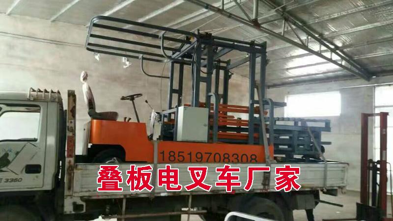北京运砖车