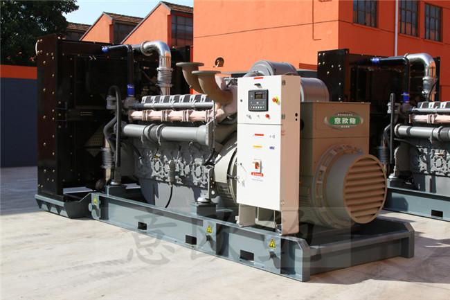 信号站专用应急柴油120Kw发电机原装正品