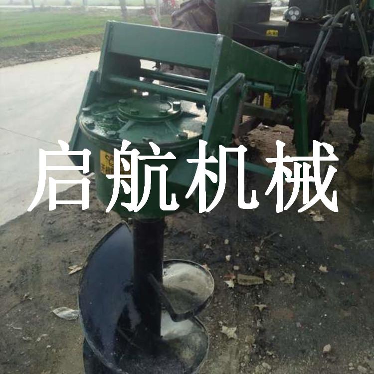 舒兰市用的手提式挖坑机的价格  湖南省 园林专用挖坑机