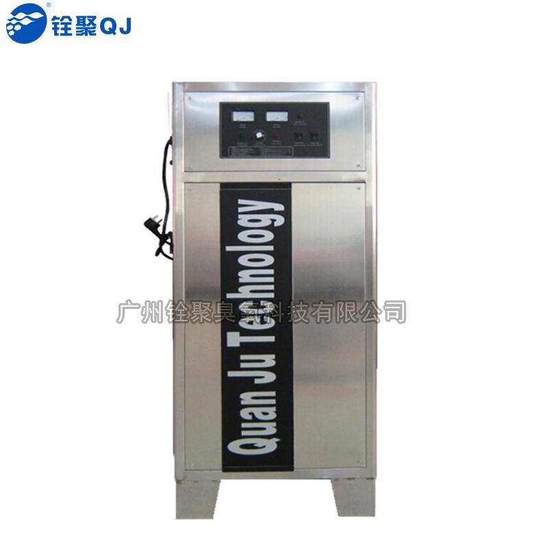 100G空氣源臭氧發生器 適用于食品加工車間等場所的空間殺菌