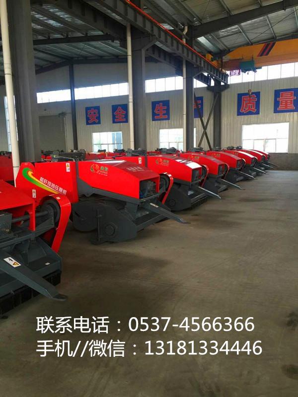 河北小麦秸秆打捆机生产厂家