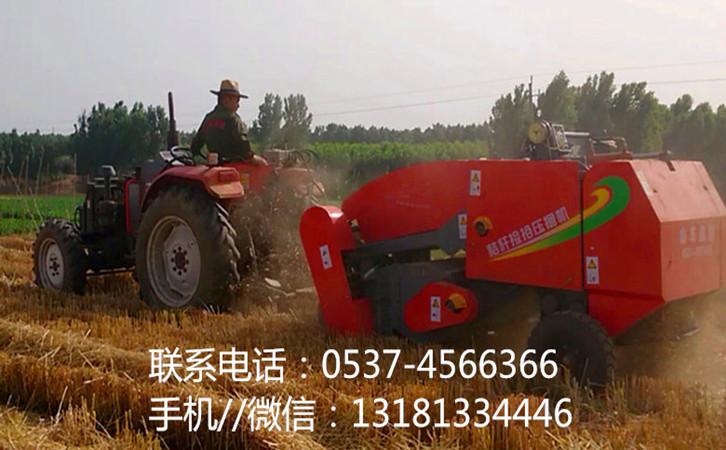 陕西玉米秸秆粉碎打捆机供应厂家