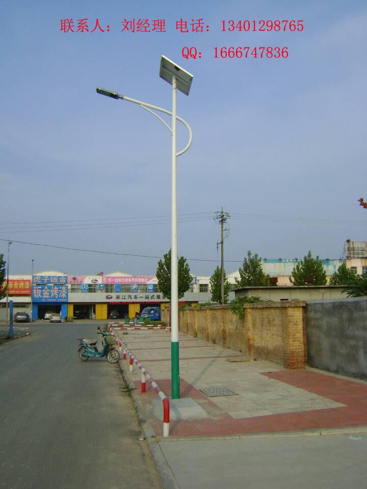 广州6米、7米太阳能路灯价格便宜