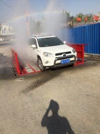 乌鲁木齐工程车洗车台