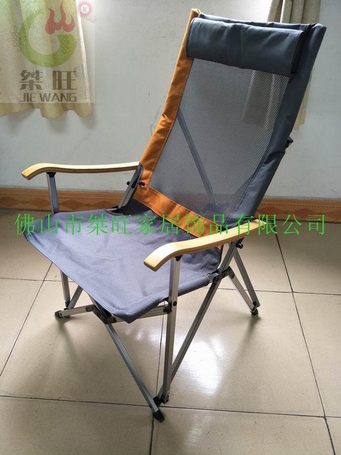 户外折叠休闲椅钓鱼椅铝合金折叠椅