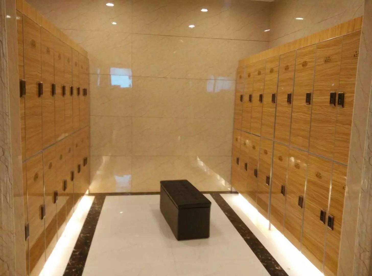 专业制作洗浴中心更衣柜桑拿柜健身房游泳馆等