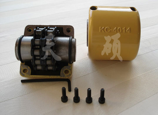 KC滾子鏈聯軸器