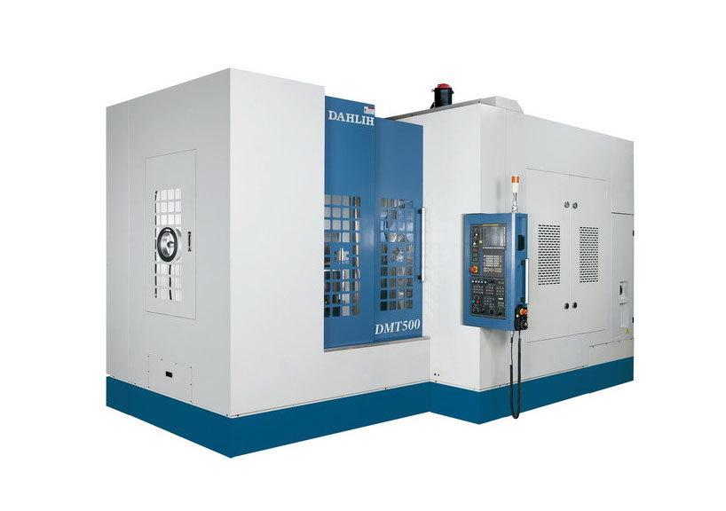 台湾大立机器卧式加工中心DMT-500大立卧式加工中心原装进口