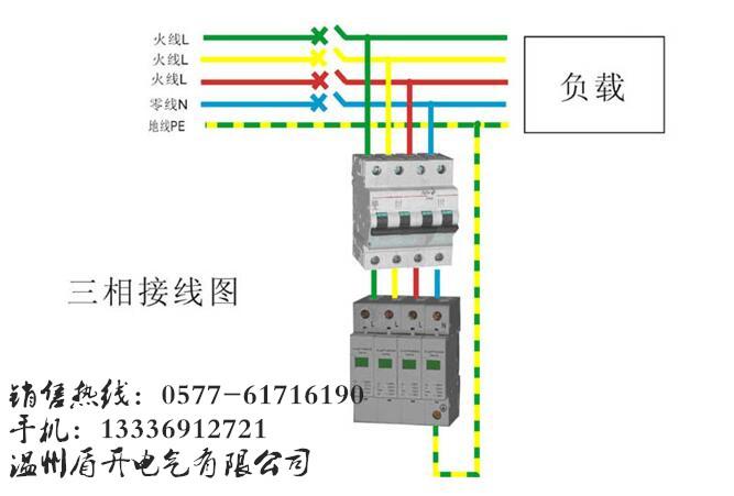 TUR T2-203P+N/320防雷模块