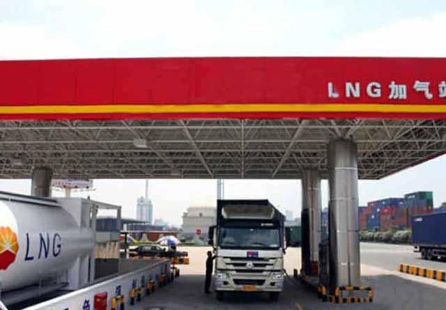 加气站设备-lng加气站成套设备-东照能源