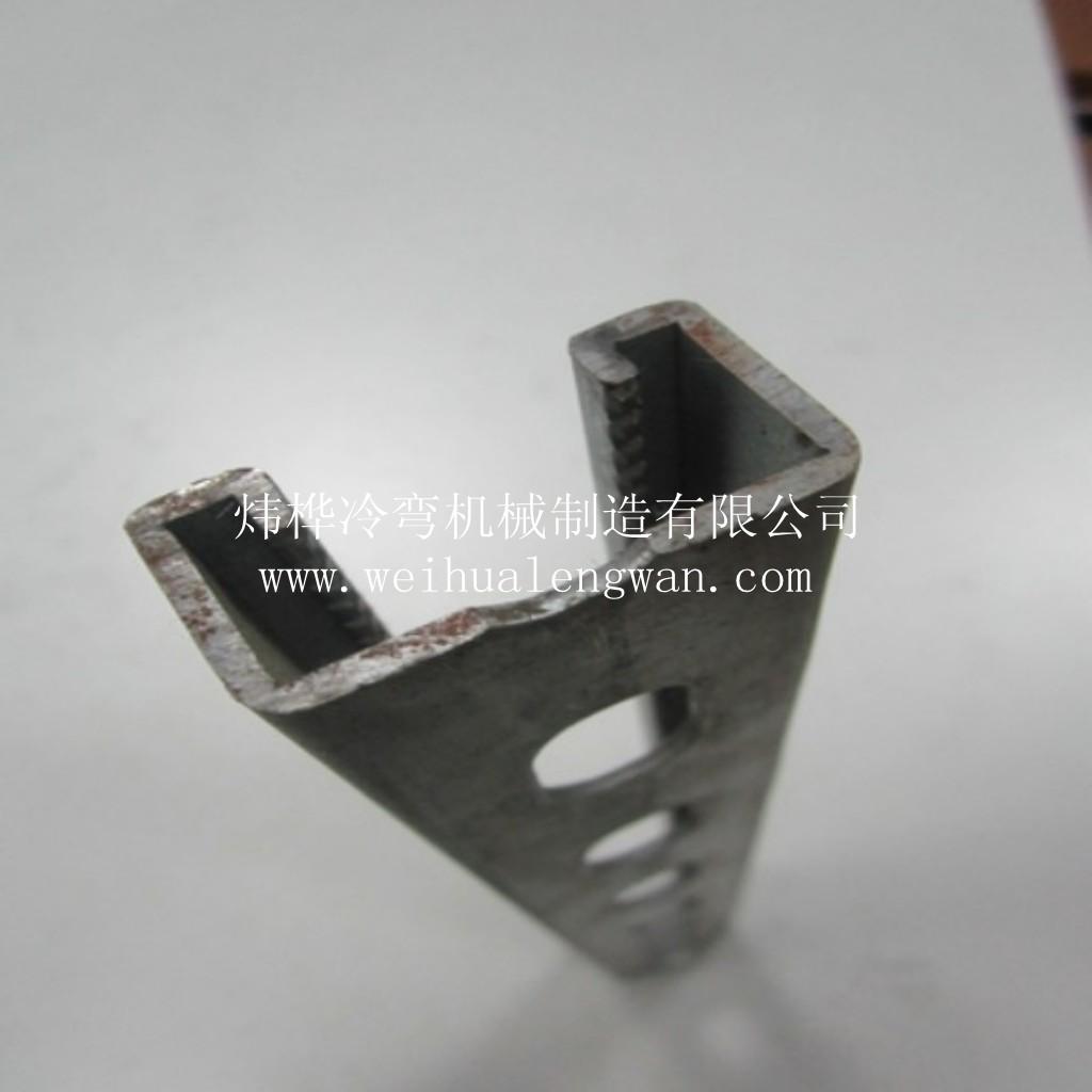 高强度电力工程支架生产设备光伏支架自动成型设备