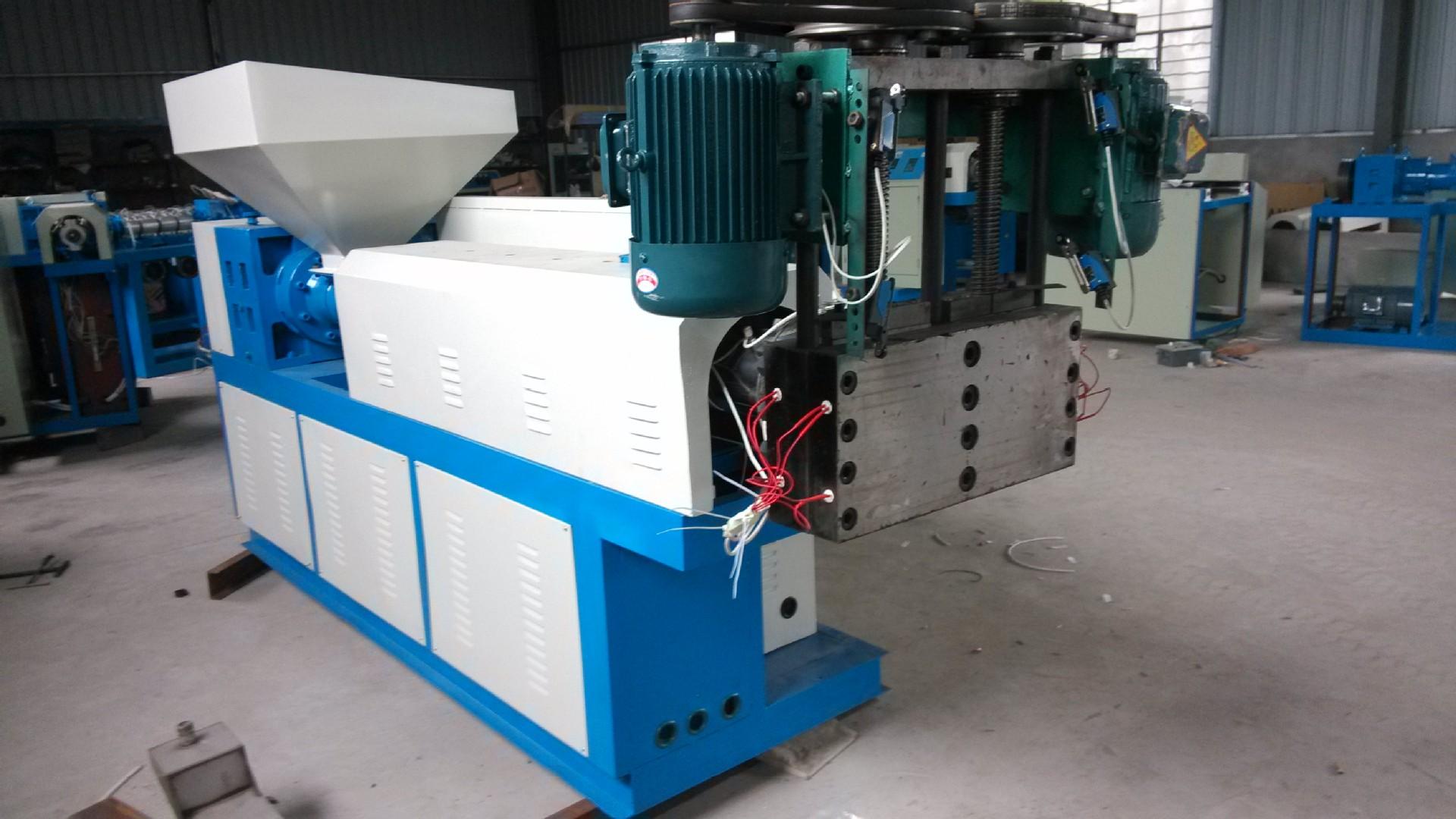 周口塑料再生机器