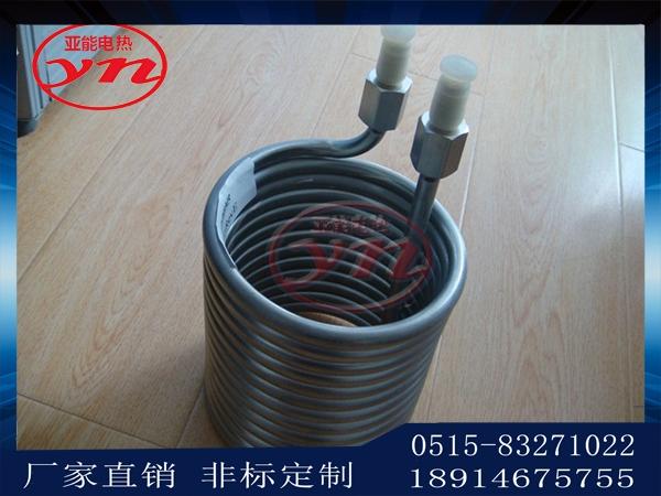 螺旋彈簧電熱管