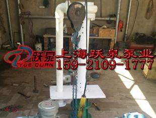 供应50FYS-40氟塑料液下泵