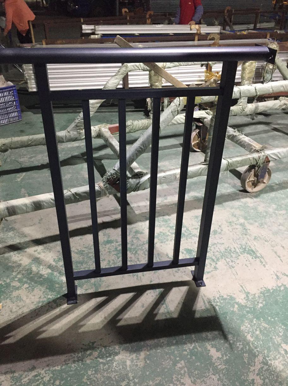 清远铝合金栏杆焊接厂家