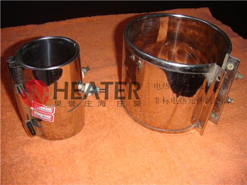 供应电加热圈 不锈钢电加热器 非标定制上海直销