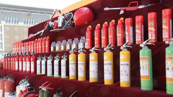 中瑞华特消防全系列产品