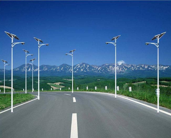 恩施太陽能路燈價格