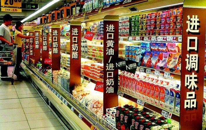 青岛食品进口报关公司