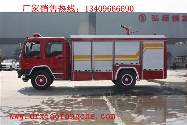 贵州福田小型半吨消防车厂家包送上门134-0966-6690