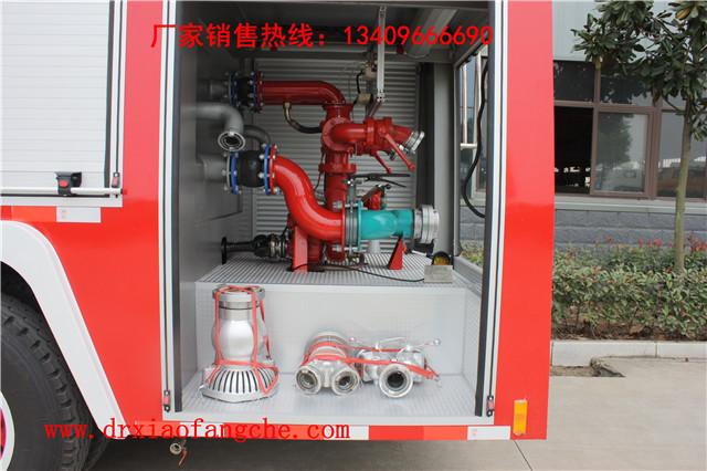 河北唐山小型消防洒水车哪里有卖134-0966-6690