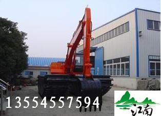 清淤机械设备出租(湘西新发布)水陆挖机租赁